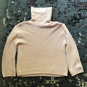 H&M Oversized Knit Turtleneck